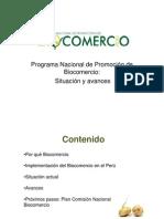Programa Nacional de Promoción de Biocomercio