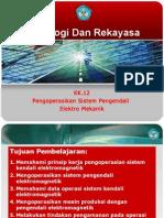 KK-12 Pen Go Per Asian Sistem Pengendali Elektromagnetik