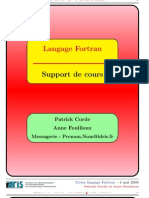 IDRIS_Fortran_cours