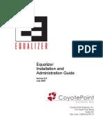 Equalizer Manual