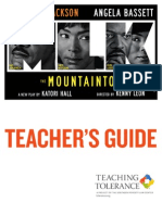 The Mountaintop Study Guide