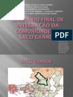 Seminário Final de Integração da Comunidade do Saco PDF