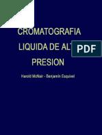 Cromatografia Liquida Alta Presion