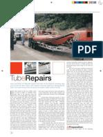 Tube Repairs