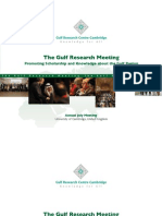 Support the Gulf Research Meeting 5591