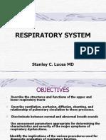 OT- Respiratory System
