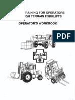 Forklift Operators Workbook