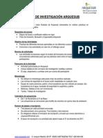 EQUIPO DE INVESTIGACIÓN ARQUESUB