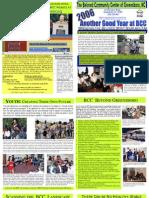 Beloved Community Center End of Year Brochure 2006