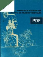 1994. Conceptos Basicos Del Cultivo de Tejidos. CATIE. Esquivel