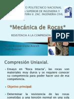compresión Uniaxial
