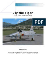 Manual Fly the Tiger II