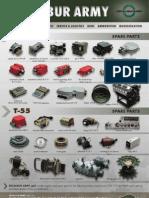 Spare Parts t72 t55 En
