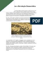 Antecedentes e Revolução Democrática de 1964