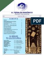 Heraldo Masonico I-EHM-05-98