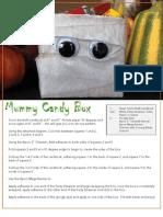 Mummy Box by Xyron