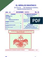 Heraldo Masonico IV-EHM-22-01