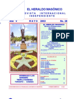 Heraldo Masonico V-EHM-28-03