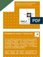 FINCYT 2009 (1)