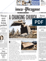 [Times Picayune] A Changing Church 002