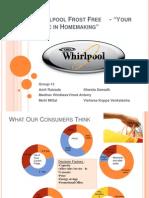Marketing Strategy of Whirlpool Refrigerator