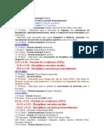 Calendário UNIP