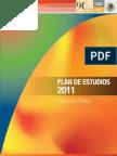 Plan de Estudios 2011 (Educación Básica)