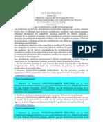 LEY 583 de 2000 Competencias Consultoria