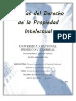 Teorías del Derecho de la Propiedad Intelectual