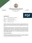 September Revenue Letter