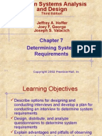 information gathering techniques-chapter 07