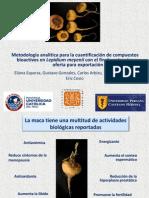 Metodología analítica - Eric Cosio