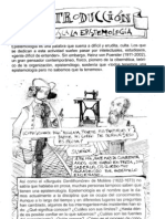 Epistemología para Principiantes