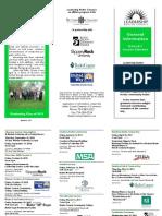 2010-2011 Leadership Butler County Schedule