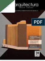 Arquitectura No 31 Web