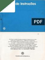Fusca 84 - 87