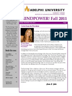 Mind Power Fall 2011 Final