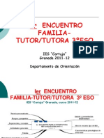 Ier  ENCUENTRO FAMILIA-TUTOR3ºESO.Teresa.Oct2011