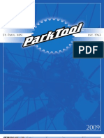 2009 Park Tool Catalogue