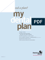 Ameritas Dental Brochure