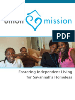 Union Mission Annual Report 2010