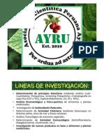 Bebida-Grupo AYRU