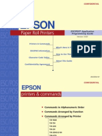 ESC POS Programming Guide