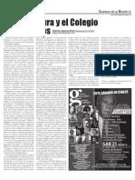 Figueroa Prieto,Guillermo - La Legislatura y El Colegio de Abogados