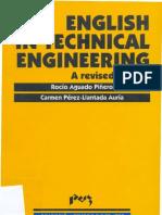 ENGLISH IN TECHNICAL ENGINEERING Aguado Perez Llantada