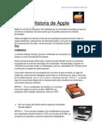Arturo Garcia Curay ... Trabajo de Ibm y Apple