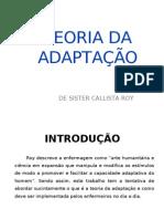 teoria adaptação Carlistta Roy (1)