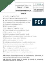 2011-12  11 ano Ficha de trabalho n 2 - A formalização de proposições e o âmbito dos operadores