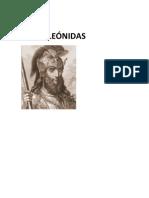 EL REY LEÓNIDAS