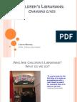 Children's Librarians